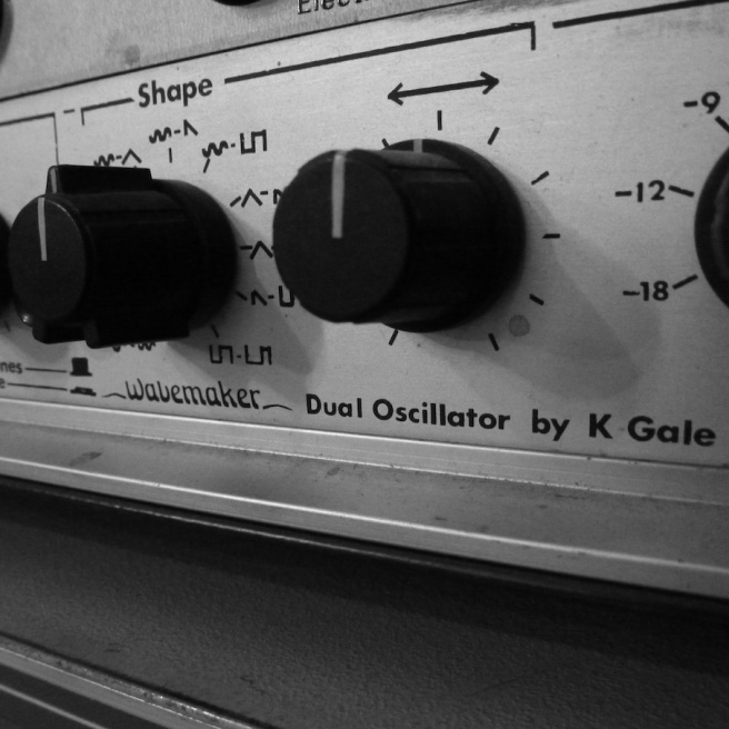 EVE BBC Radiphonic Wavemaker by Ken Gale