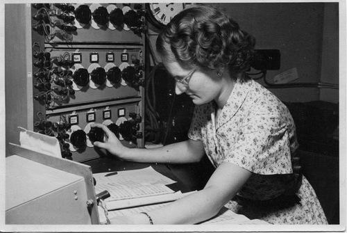 daphne-oram-with-bbc-passive-mixers