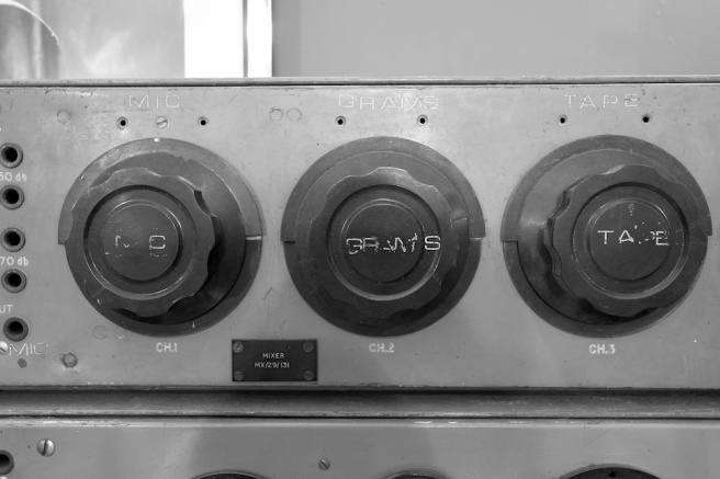 OBA 9 mixer