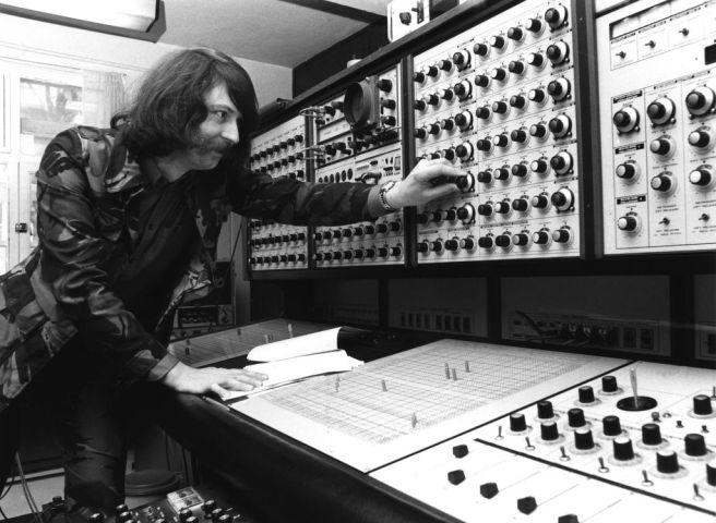 Malcolm Clarke BBC Radiophonic Workshop Delaware