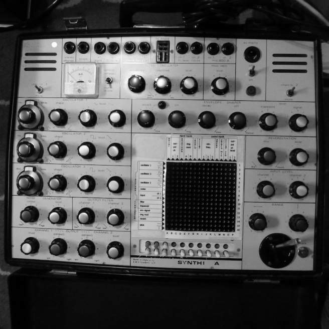 EVE BBC EMS Synthi A